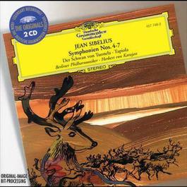 Sibelius: Symphonies Nos.4-7; The Swan of Tuonela; Tapiola 1999 Herbert Von Karajan; Berliner Philharmoniker