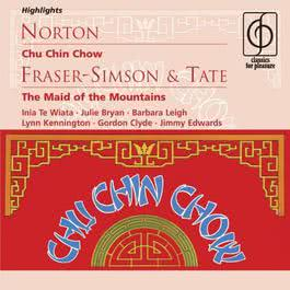 Norton: Chu Chin Chow; Fraser-Simson/Tate: The Maid of the Mountains 2005 Michael Collins & His Orchestra