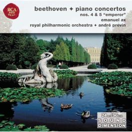 Beethoven - Piano Concerto Nos. 4 And 5 2003 Emanuel Ax