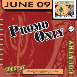 อัลบั้ม Promo Only Country Radio June 2009