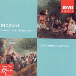 Serenades & Divertimenti 2003 Consortium Musicum