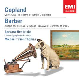 Copland: Quiet City 2006 Barbara Hendricks