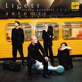 Ligeti: String Quartet Nos 1 & 2 2005 Artemis Quartet