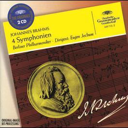 Brahms: Symphonies Nos.1 - 4 1996 Christoph Eschenbach