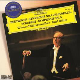 "Beethoven: Symphony No.6 ""Pastoral"" / Schubert: Symphony No.5 1995 Vienna Philharmonic Orchestra"
