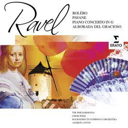 Ravel: Bolero, Pavane, Piano Concerto in G & Alborada del Gracioso 2004 Libor Pešek