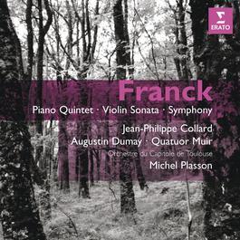 Franck: Symphony, Symphonic Variations etc 2007 Jean Philippe Collard
