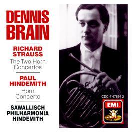 R. Strauss/Hindemith: Horn Concertos 1987 丹尼斯·布莱恩
