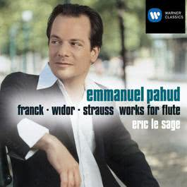 Sonatas For Flute 2005 Emmanuel Pahud