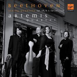 Beethoven String Quartets Op.130 si bémol majeur & Op.133 (Grande Fugue) 2010 阿特密絲絃樂四重奏團