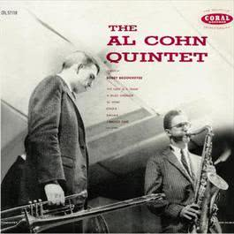 The Al Cohn Quintet Featuring Bob Brookmeyer 1956 Al Cohn