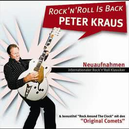 Rock'n'Roll Is Back 2008 Peter Kraus