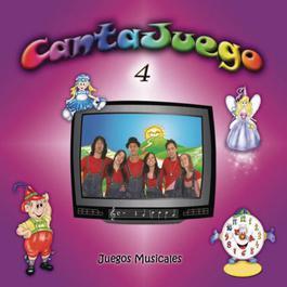 Cantajuego Vol. 4 2008 Grupo Encanto