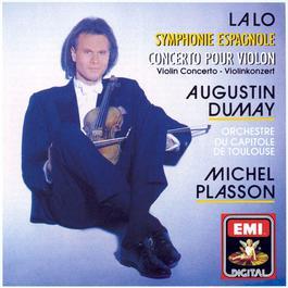 Lalo symphonie espagnole 1989 Augustin Dumay