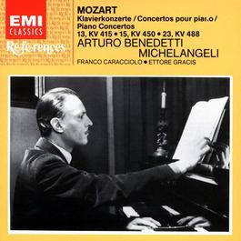 Piano Concertos Nos.13,15 & 23 1991 Arturo Benedetti Michelangeli