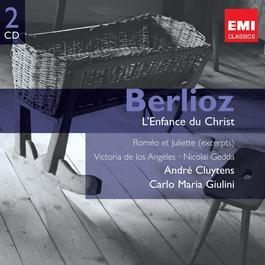 Berlioz L'enfance du Christ, etc 1995 Andre Cluytens