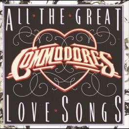 All The Great Love Songs 1992 Commodores
