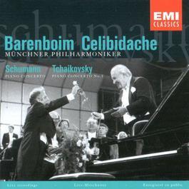 Schumann & Tchaikovsky : Piano Concertos 2002 Daniel Barenboim