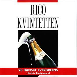 28 Danske Evergreens 2007 Rico Kvintetten