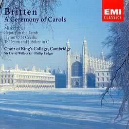 Britten - Choral Works 1992 Cambridge King's College Choir