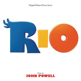 Rio 2011 John Powell