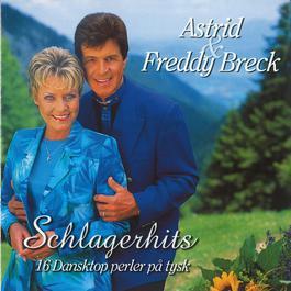 Schlagerhits - 16 Dansktop Perler På Tysk 2011 Astrid Breck