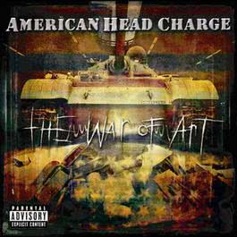 The War Of Art 2001 American Head Charge