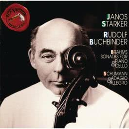 Brahms, Schumann: Sonatas For Piano And Cello 2010 Janos Starker