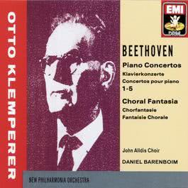 Beethoven: 1-5 & Choral Fantasia 1990 Daniel Barenboim