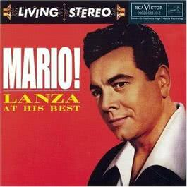 Lanza At His Best 1995 Mario Lanza