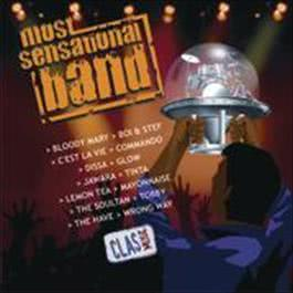 Most Sensational Band 2008 Various Artists