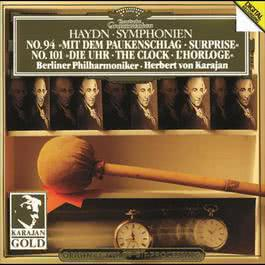 "Haydn: Symphonies Nos.94 ""Surprise"" & 101 ""The Clock"" 1995 Chopin----[replace by 16381]"