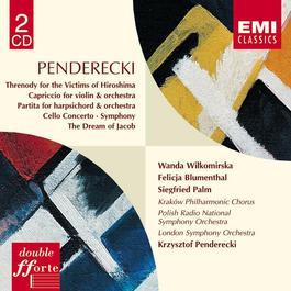 Penderecki: Orchestral Works 2001 Krzysztof Penderecki