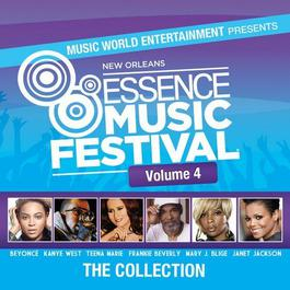 Essence Music Festival,Vol.4_The Collection(Live) 2011 Various Artists