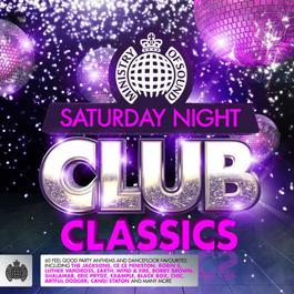 อัลบั้ม Saturday Night Club Classics – Ministry of Sound