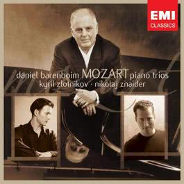 Mozart: Piano Trios 2006 Daniel Barenboim