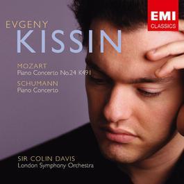 Schumann Concerto, Mozart Concerto No 24 2007 Evgeny Kissin