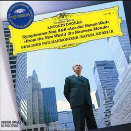 "DvorA!k: Symphony Nos.8 & 9 ""From The New World"" 1995 Berliner Philharmoniker; Rafael Kubelik"
