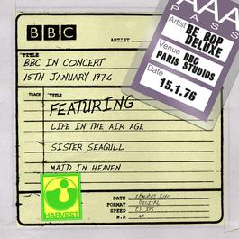 BBC In Concert (15th January 1976) (digital download only) 2010 Be Bop Deluxe