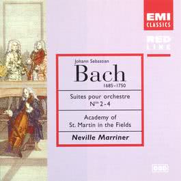 Bach: Suites Nos 2-4 2005 Academy Of St. Martin-In-The-Fields