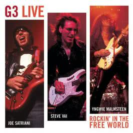 G3 Live: Rockin' in the Free World 2004 Joe Satriani