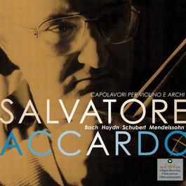 Capolavori Per Violino E Archi 2004 Salvatore Accardo