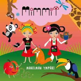 Maailman ympäri 2011 Mimmit