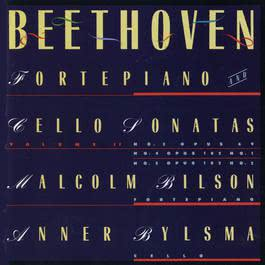 Beethoven: Sonatas For Forte Piano and Cello, Vol. 2 2005 Anner Bylsma