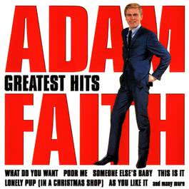 Greatest Hits 2008 Adam Faith