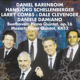 Mozart & Beethoven: Quintets for Piano & Winds 2009 Daniel Barenboim