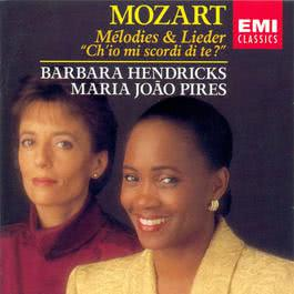 Mozart: Lieder 2006 Barbara Hendricks