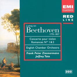 Beethoven - Violin Concerto in D Major/2 Romances 1999 Frank Peter Zimmermann