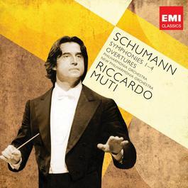 Schumann: Symphonies 1-4 2011 Riccardo Muti