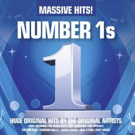 Massive Hits!: Number 1s 2012 Various Artists